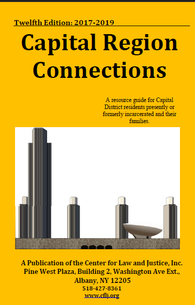 Capital Region Connections – Center for Law and Justice